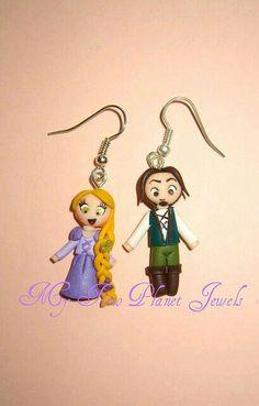 Rapunzel & Eugene