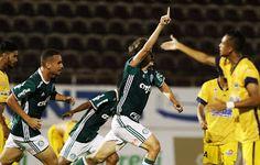 Blog Esportivo do Suíço:  Palmeiras ganha de virada do Paranoá na estreia da Copinha