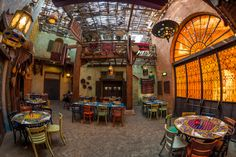 Agrabah Cafe is a buffetrestaurant at Disneyland Paris in Adventureland. This reviewfeatures food photos plus several showcasing the stunning Middle East