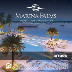 #MarinaPalms in #Miami Watersports, including jet skiing, kayaking, waterskiing, poolview windsurfing and snorkeling