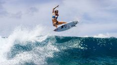 Bethany Hamilton: 'My fear of losing surfing was greater than my fear of sharks' Bethany Hamilton, Graham Russell, Childlike Faith, Surfing Quotes, Top Film, Overcome The World, Secret Life Of Pets, Spiritual Warfare, Family Movies