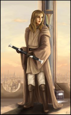 Esira Kahn as a teenage Padawan learner at the Jedi Temple. __________________________________________ Star Wars is © Lucas Film This artwork is © Tansy. Star Wars Characters Pictures, Star Wars Pictures, Star Wars Images, Star Wars Jedi, Star Wars Rpg, Star Wars Concept Art, Star Wars Fan Art, Obi Wan, Cosplay Star Wars