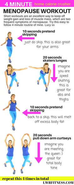 Gain Muscle Naturally: 4 Minute Home Calorie Burning Workout that can hel...