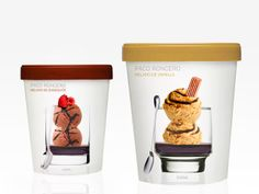 Packaging of the World: Creative Package Design Archive and Gallery: Gourmet Frozen Meals (Student Work)