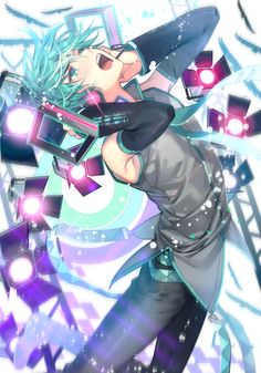 Fanmade Vocaloid - mikuo                                                                                                                                                      More