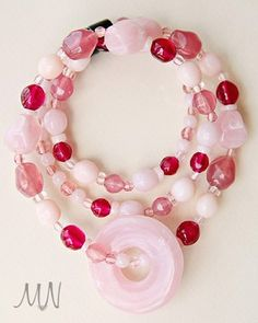 Nursing Necklace - my daughter loves this!