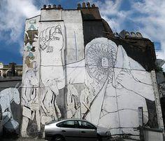 Street Artist Blu 27