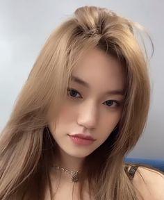 Cute Girl Face, Cool Girl, Korean Hair Color, Miss Girl, Skinny Girl Body, Kim Doyeon, I Love Girls, Girl Crushes, Ulzzang Girl