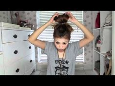 Express Hair Bow Super Cheat One hair tutorial , hair bow