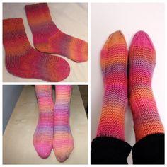 Rye socks in Poems by Wisdom Yarns #tincanknits