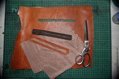 Моя копилка: Как сшить сумку из натуральной кожи