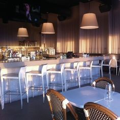 Spazio Italian Restaurant Wine Lounge Fort Lauderdale Beach