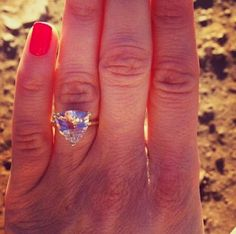 Now that's a ring.