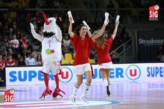 Strasbourg - Cholet - 15 novembre 2014 - SIG Dance Squad