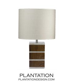 Sisu Table Lamp | Rectangular