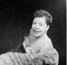 Billie Holiday ,1958