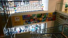 Super Mario Maker and Amiibo Wave Launch Day at Nintendo World Store, New York, September 2015 Nintendo Store, Nintendo World, September 11, Plaza, Super Mario, Playstation, Product Launch, Waves, York