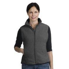 Port Authority Ladies R-Tek Fleece Vest (Apparel)  http://www.amazon.com/dp/B000BW5D68/?tag=goandtalk-20  B000BW5D68