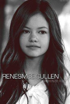 Renesmee Cullen Black