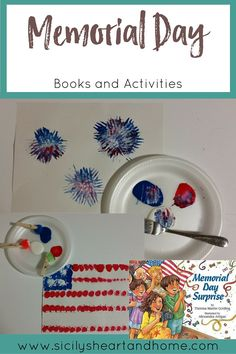 Memorial Day Books and Activities Amanda Stockdale