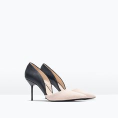 ASYMMETRIC COURT SHOE-Shoes-Woman-SHOES & BAGS | ZARA United States