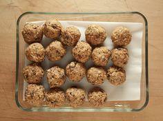 Power Balls recipe from Trisha Yearwood via Food Network