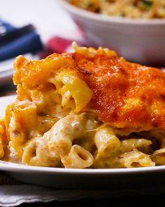 Easy Vs. Ultimate: Mac 'N' Cheese by Tasty