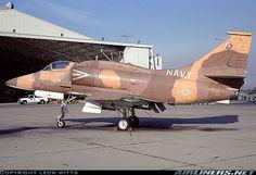 McDonnell Douglas A-4M Skyhawk II aircraft picture