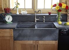 Vermont Soapstone Sinks   By Choosing A Sink That You May Add An Excess  Sense Of Practicality And Style To Your Washing Up