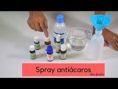 Cómo hacer un spray contra los ácaros ¡Realmente funciona!