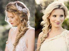 Penteado de noiva com flores no Casar.com, onde você encontra Inspirações e Dicas para seu Casamento feito por quem mais entende do assunto