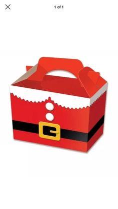 Pre order Santa Christmas Eve box Christmas Eve Box, Santa Christmas, Christmas Crafts, Santa Key, Snowman Soup, Santa's Magic Key, Reindeer Food, Candy Cane, Hot Chocolate