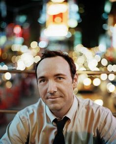 Kevin Spacey   by George Holz