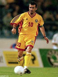 Gheorghe Hagi - Rumanía