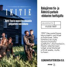 Mitä Neuvostoliitossa tapahtui vuonna 1937? 💥  IKITIE elokuvateattereissa 15.9. 🎬  @NordiskFilmFi