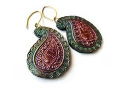 polymer clay pendants - Yahoo! Image Search Results