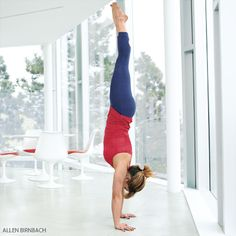 Handstand: Step-by-Step Instructions