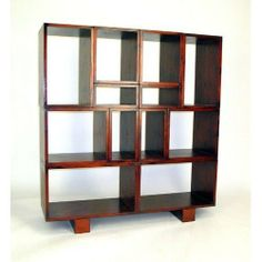 Tate Modular Wall Unit in Brown by Wayborn. $552.66. 5446 Features: -Brown Tate theme.-Modular wall unit.-12 Compartments.-Fully assembled.-Also available in black and white. Color/Finish: -Hand finished.-Smooth Finish. Dimensions: -Overall dimensions: 48'' H x 44'' W x 13''D.. Save 12% Off!
