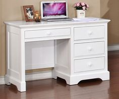 ★ Buy the Allen House Desk in White Finish ★ The Allen House Nightstand features solid wood construction and premium craftsmanship found in only the very best furniture.