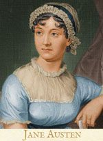 Jane Austen, featured in Tahir Shah's novel Timbuctoo | www.timbuctoo-book.com