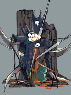hollow knight | Tumblr Grimm, Character Art, Character Design, Team Cherry, Hollow Art, Hollow Night, Darkest Dungeon, Knight Art, Anime Furry