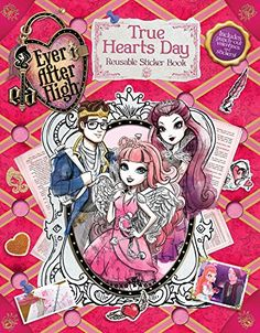 Ever After High: True Hearts Day Reusable Sticker Book by Melissa Yu http://www.amazon.com/dp/0316377368/ref=cm_sw_r_pi_dp_9.gWub0NWS41S