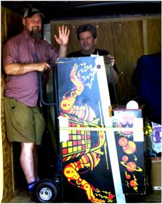 Experience the Ultimate Pinball and Gamer Festival:  Play hundreds of pinball, retro, and classic arcade games in Colorado