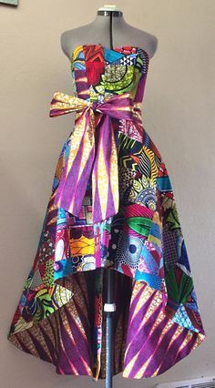 0e08a666ee583 50+ Best African Print Dresses    where to get them