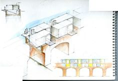 D3 Housing For Tomorrow by Kieran Bruce, via Behance
