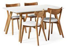 Produktbild - Holger, Matgrupp inkl. 4 stolar