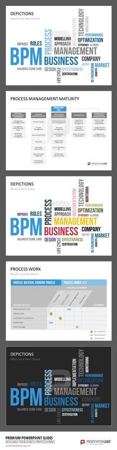 PresentationLoad Process Management PowerPoint Templates http://www.presentationload.com/process-management.html