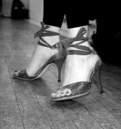 Argentine Tango shoes