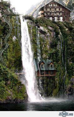 Waterfalls House