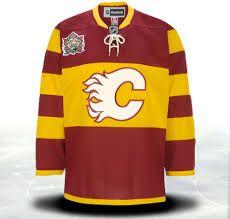 Flames heritage classic jerseys e9e4263c86e